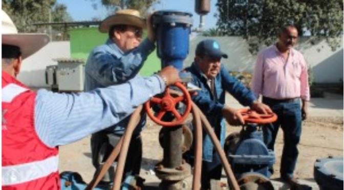 Trabaja Caem y Sapase en mejorar suministro de agua en Ecatepec (Así Sucede)