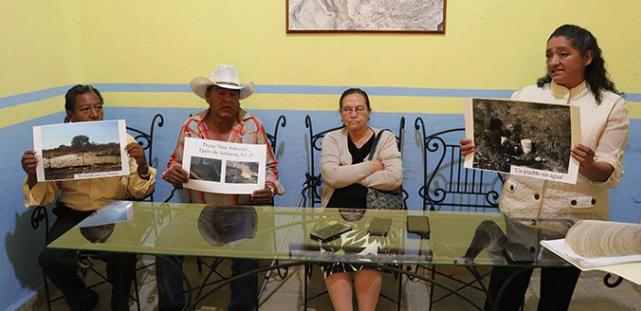 Denuncian en Arroyo despojo de agua por CEA (Pulso)