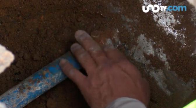 Huachicolean agua en CDMX con tomas clandestinas (Uno TV)