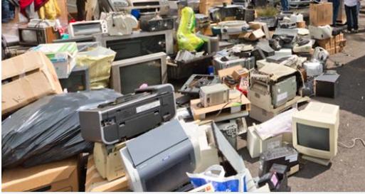México, tercer lugar en América en producir basura electrónica (EjeCentral)