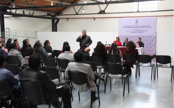 Proponen soluciones a problemática del agua en foro para Plan de Desarrollo de Toluca (Así Sucede)