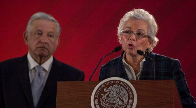 AMLO no tenía conocimiento sobre oposición a la termoeléctrica en Morelos: Sánchez Cordero (Reporte Índigo)