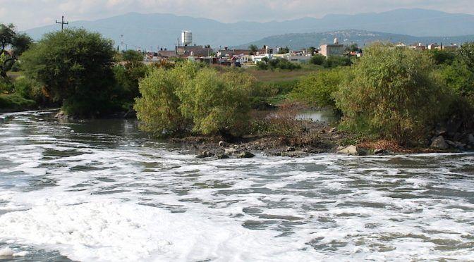 Política industrial / Sí al crédito para sanear el río Santiago (El Occidental)