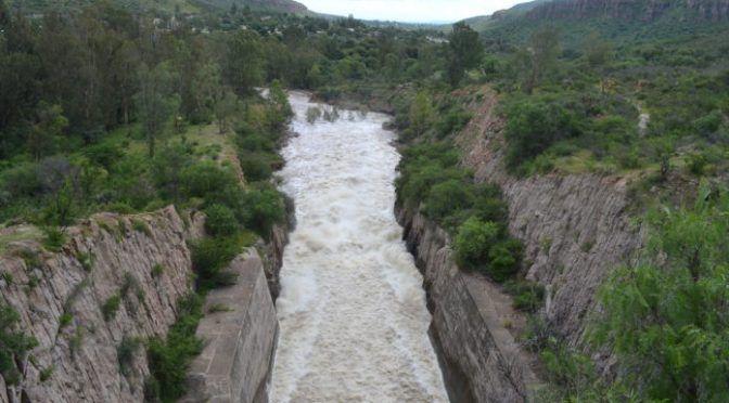 Sexenio anterior abandonó la presa El Tunal II (La Voz de Durango)
