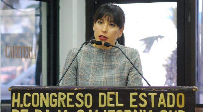 Convoca la Diputada Milena Quiroga Romero a los sudcalifornianos a una cruzada a favor de la defensa del agua en BCS (Noticias La Paz)