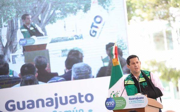 Impulsan acciones integrales para el cuidado del medio ambiente de Guanajuato (El Heraldo de México)