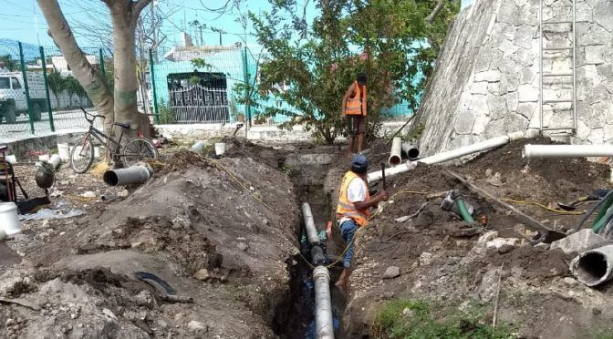 Podrían quedarse sin agua (Diario de Yucatan)