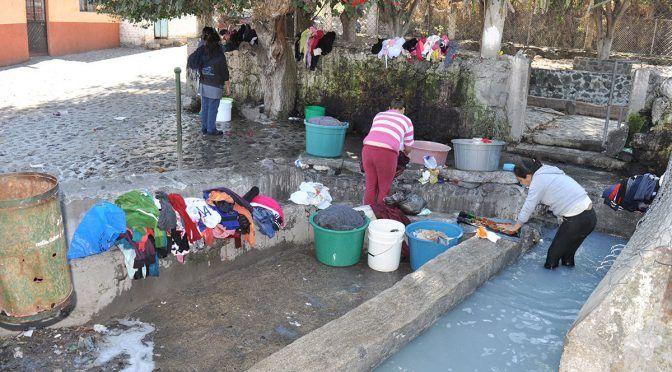 Guanajuato: Sufren por escasez de agua en Parangarico (Periódico Correo)