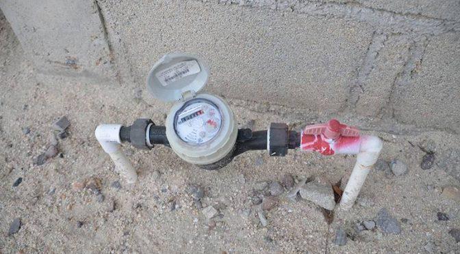 Gestiona ayuntamiento de La Paz recursos para adquirir medidores de agua (El sudcalifornaino)