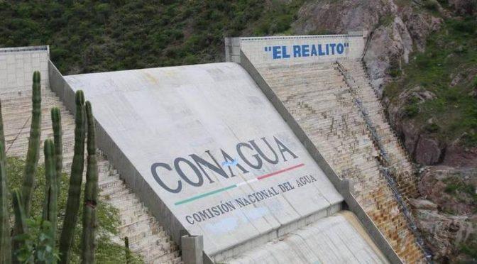 """""""Agua de El Realito, no es para particulares"""": Conagua (El Sol de San Luis)"""