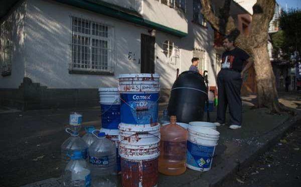 Mantenimiento de potabilizadoras provoca desabasto de agua en tres municipios de Veracruz (El Heraldo)