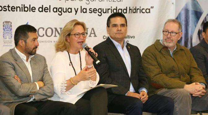 Semarnat pide que el derecho al agua se ejerza con equidad y justicia (LNN)
