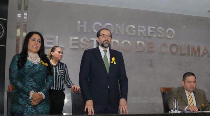 José Ignacio Peralta reitera apoyo a sindicatos colimenses (LNN)
