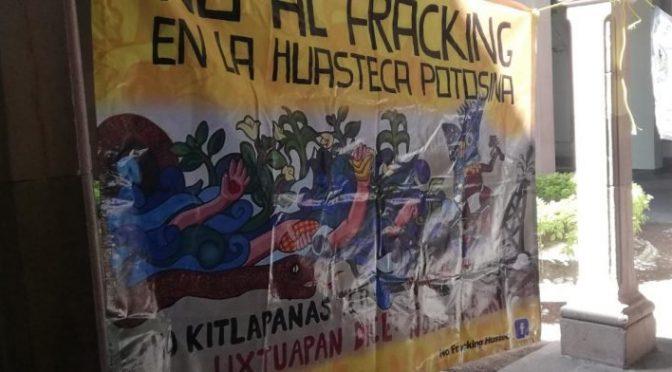 Huastecos no permitirán fracking ilegal ni contaminación del ecosistema (Quadrantín)