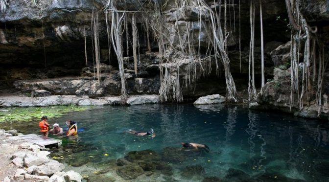 Carrera contra el tiempo para salvar el acuífero yucateco (El Diario de Yucatán)