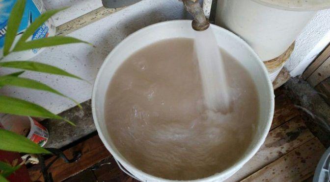 Se desperdicia el 60% de agua en la capital (Cuarto Poder)