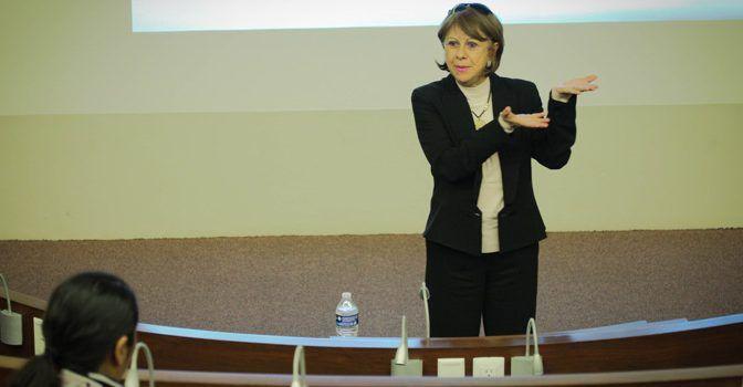 Incrementar las perforaciones, plan B para abastecer de agua a León: Angélica Casillas (Noticieros en línea)