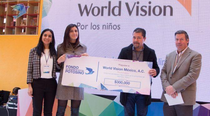 Arrancan proyectos ganadores del Fondo de Inversión Social Potosino (El Exprés)