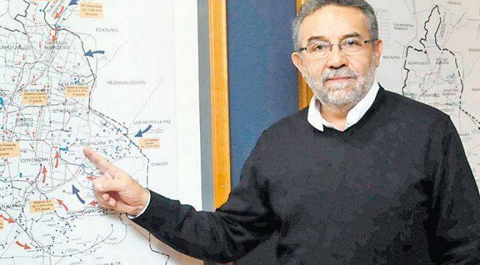 Sacmex mejorará suministro de agua entubada: Rafael Carmona (Sol de Mexico)