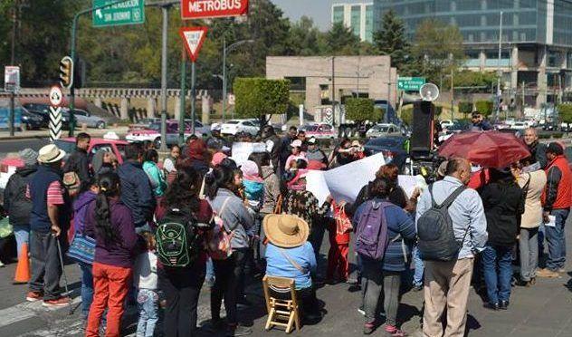 El gobierno de Chimalhuacán exige a CONAGUA concluir revestimiento del río Coatepec (Todo Texcoco)