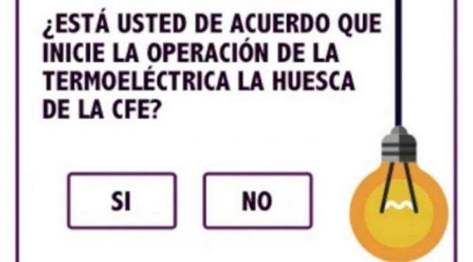 Habrá consulta ciudadana para decidir sobre planta termoeléctrica en Morelos (El Sol de Puebla)