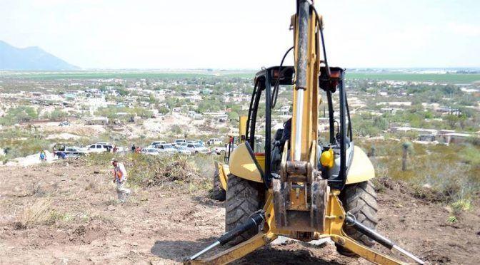 Perforar un pozo cuesta 15 millones de pesos (El Sol de la Laguna)