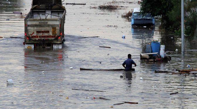 Riesgo de inundaciones sigue latente en colonias de Torreón (Milenio)