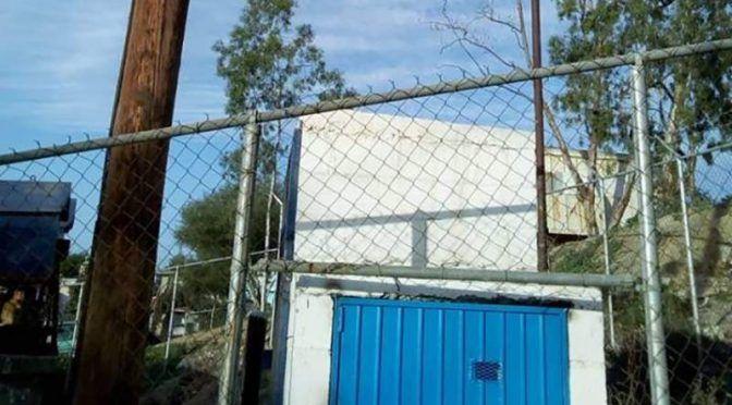 Ensenada: Provocan desabasto de agua en colonia (El Vigía)