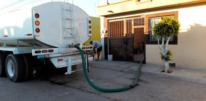 Fallan dos pozos en Soledad; sin agua 22 colonias (Pulso)