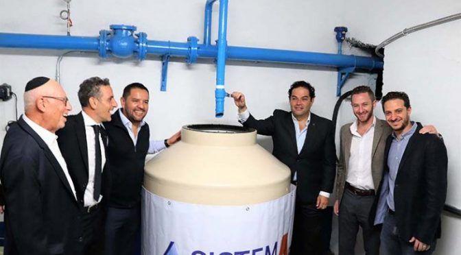 Inaugura Vargas del Villar pozo de agua potable en Huixquilucan (Al Momento)