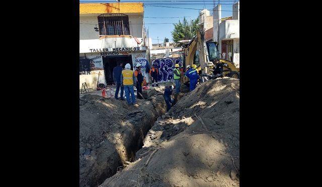 Agua de Puebla provoca fuga de gas y evacuación en Bosques (e-Consulta)
