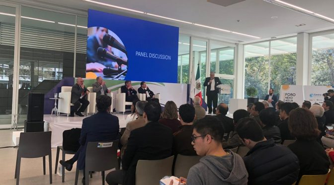 Monterrey: Realiza Tec foro sobre sostenibilidad del agua (Milenio)