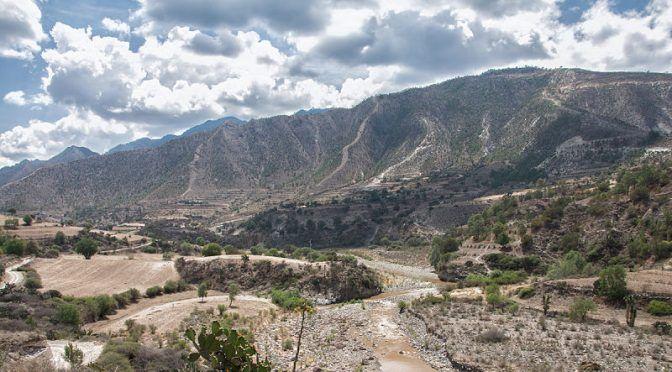 Piden comunidades de Ixtacamaxtitlán al Gobierno Federal negar autorización ambiental al proyecto de Almaden Minerals (Megalópolis)