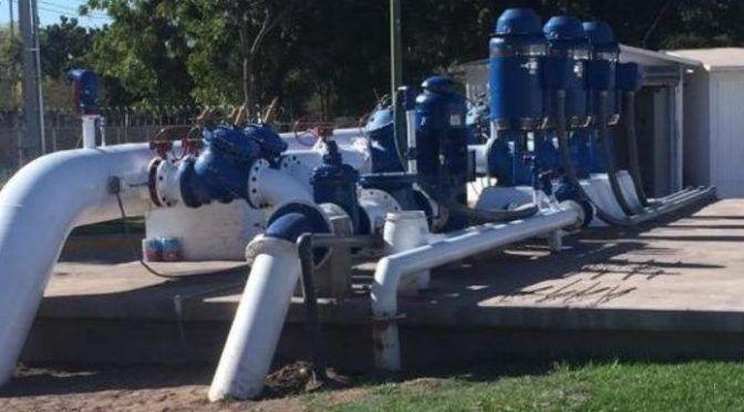 Sinaloa: Japasa informa que saldrá agua sucia en algunas colonias (Debate)
