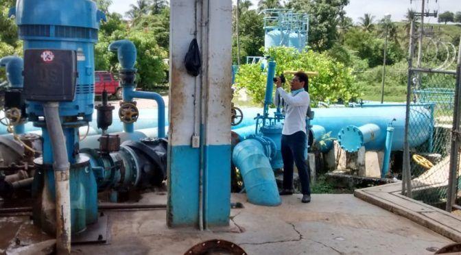 Corte de energía eléctrica deja sin agua a Acapulco (Milenio)