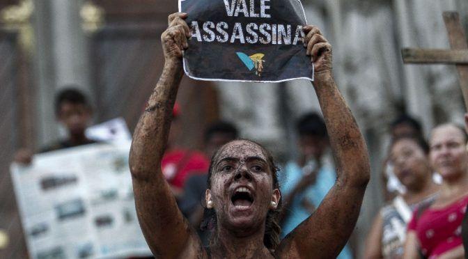 Ruptura de presa en Minas Gerais era previsible: legislador (La Jornada)