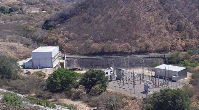 Podría Mexhidro dejar de funcionar en la presa de El Gallo en Cutzamala: alcalde (La Jornada)