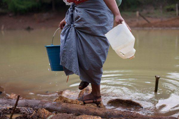El manejo del agua desde la perspectiva de género
