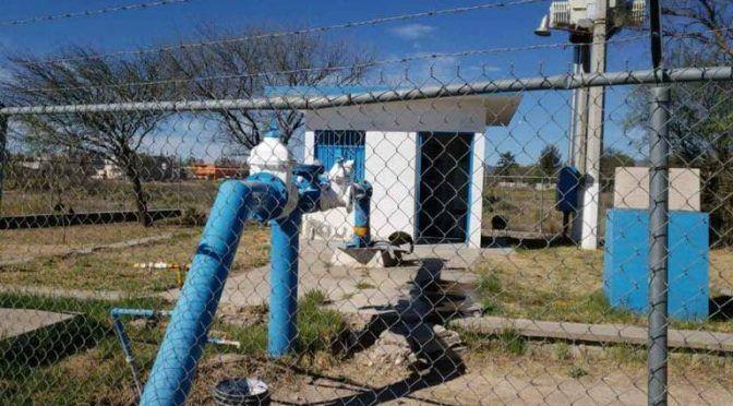 Jerezanos padecen falla en el servicio de agua potable (El sol de Zacatecas)