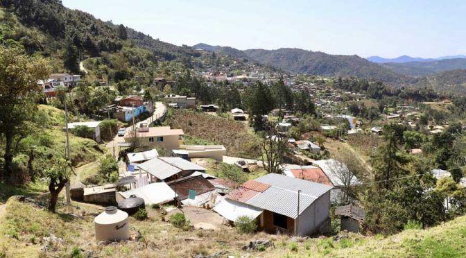 Oaxaca: Agudiza marginación el conflicto por agua en San Pedro y San Pablo Ayutla (El Imparcial)