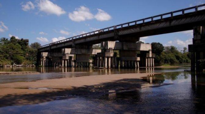 Cierra Peñitas la llave al río Carrizal (Tabasco HOY)