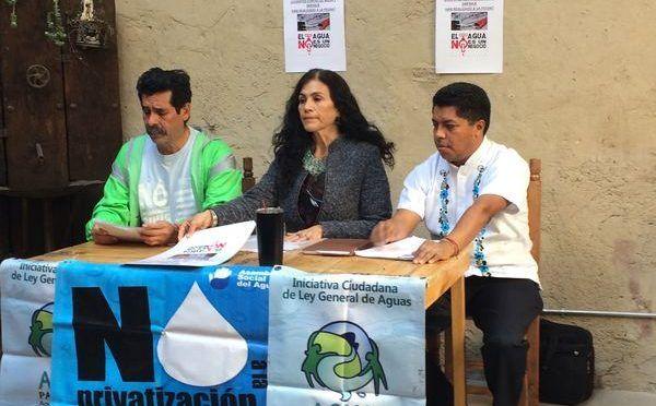 Pérdidas por privatización del agua en Puebla superan los 5 mil mdp: ASA (Megalopolis)