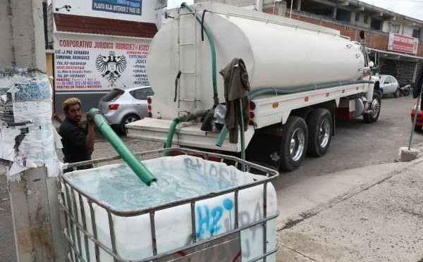 Ecatepec: Huachicoleo…también de agua potable (El Heraldo de México)