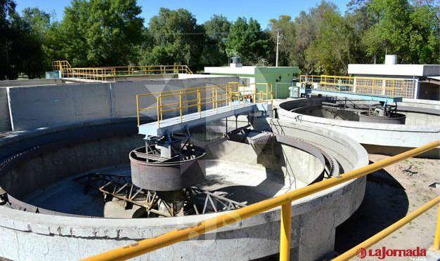 Se realizará en SLP convención anual de Empresas de Agua y Saneamiento (La Jornada)