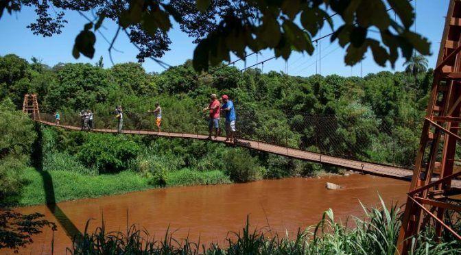 Alertan de agua contaminada por presa colapsada en Brasil (Informador)