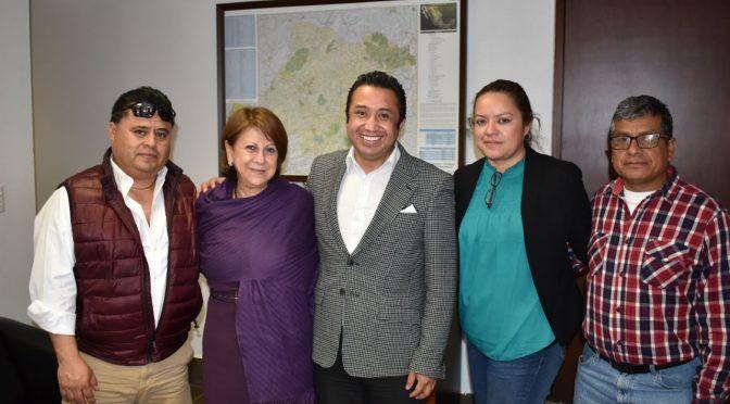 Analizan proyectos hidráulicos CEA y alcaldes de Salvatierra y San Diego de la Unión (Zona Franca)
