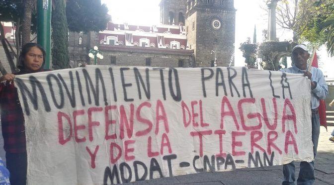 Convocan a boicotear consulta del Proyecto Integral Morelos (Milenio)