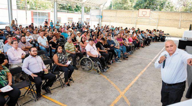 Dan a conocer en Jojutla los beneficios de la Termoeléctrica de Huexca (Diario de Morelos)
