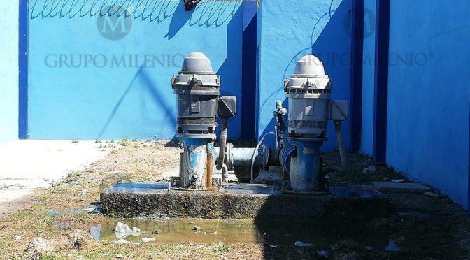 Por desabasto, colonos roban agua de bombas de Sapal (Milenio)
