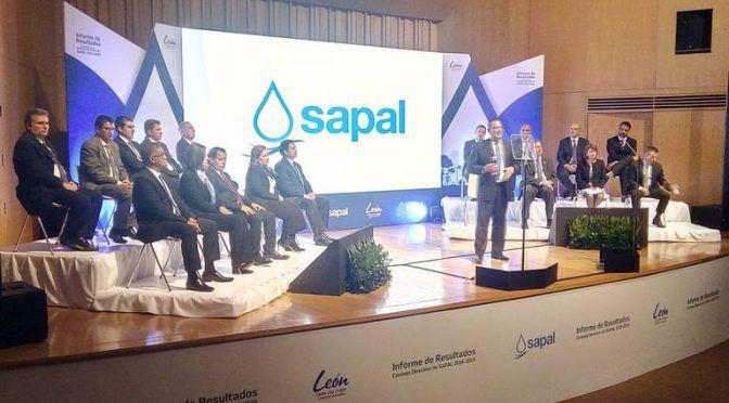 Consejo Directivo de SAPAL 2016- 2019 deja finanzas saludables (El Sol de León)